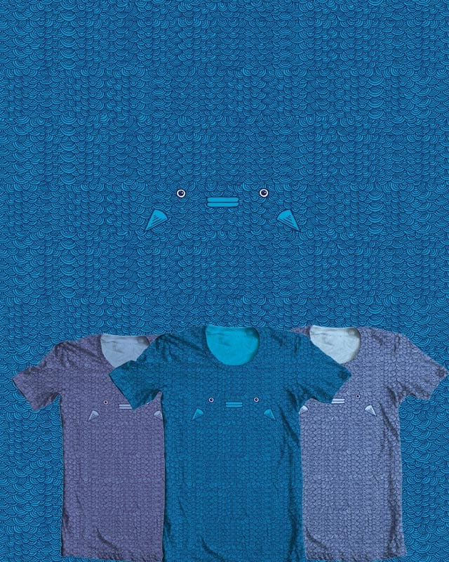 Help! I'm a fish! by randyotter3000 on Threadless