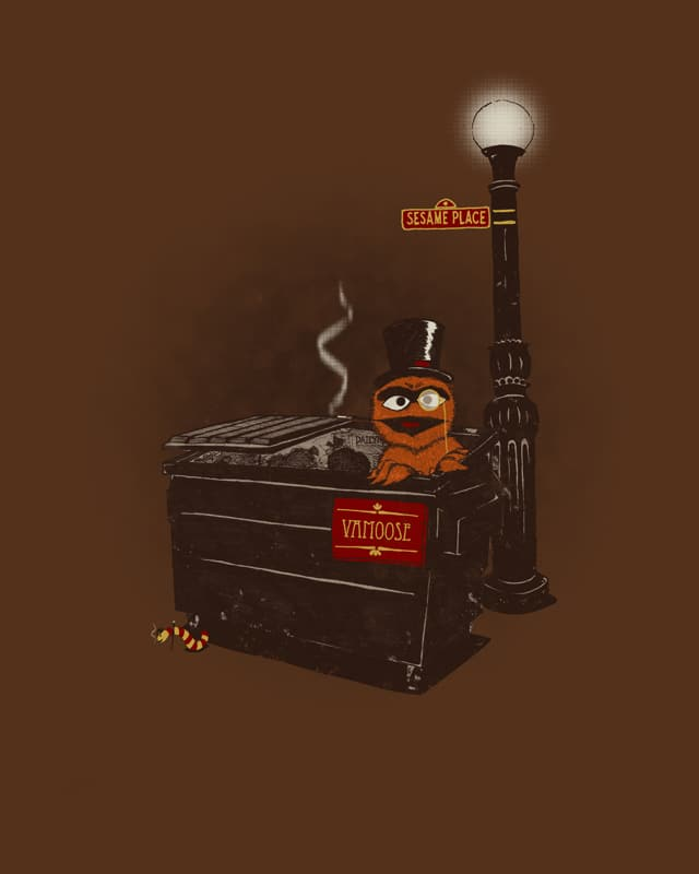 Sesame Place by deep space monkey on Threadless