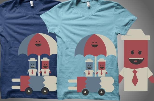 Popsicle stand by pia.tra on Threadless
