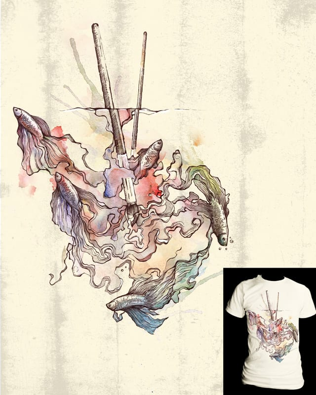 Living Paint by Gabrielng on Threadless