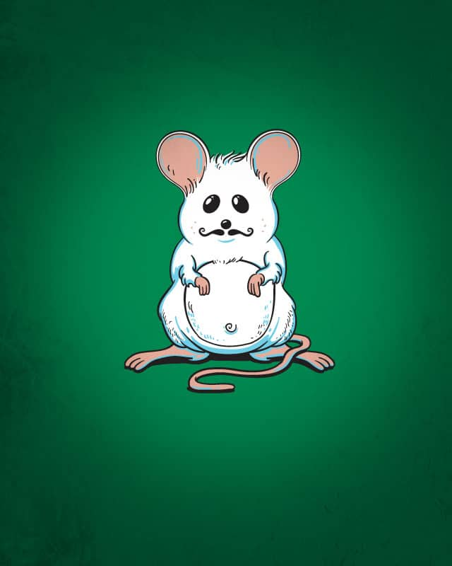 Mouse-tasche by Pakpandir on Threadless