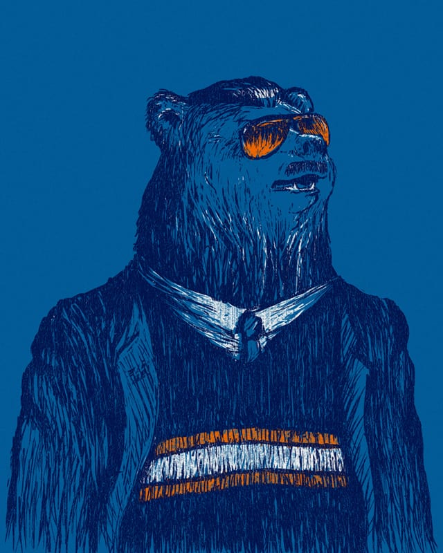 Da Bears! by dschwen on Threadless