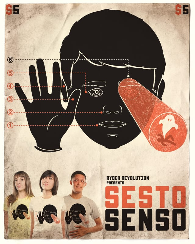 Sesto Senso by Ryder on Threadless