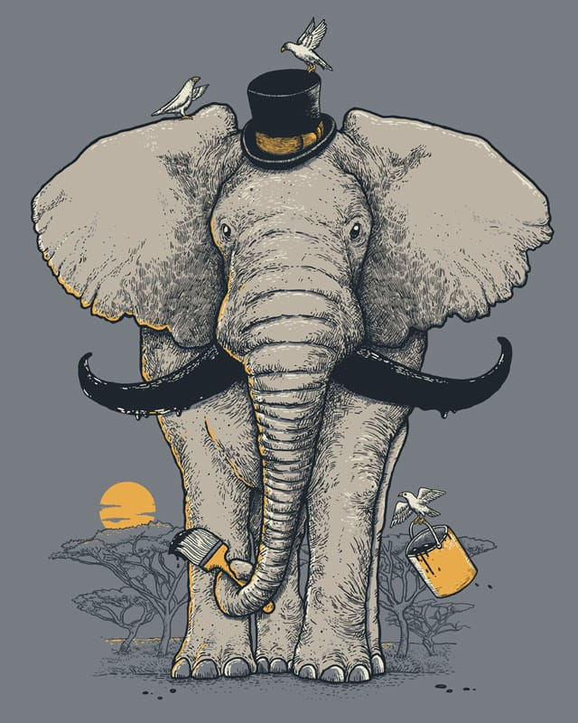 The Making of a Gentleman by alvarejo on Threadless