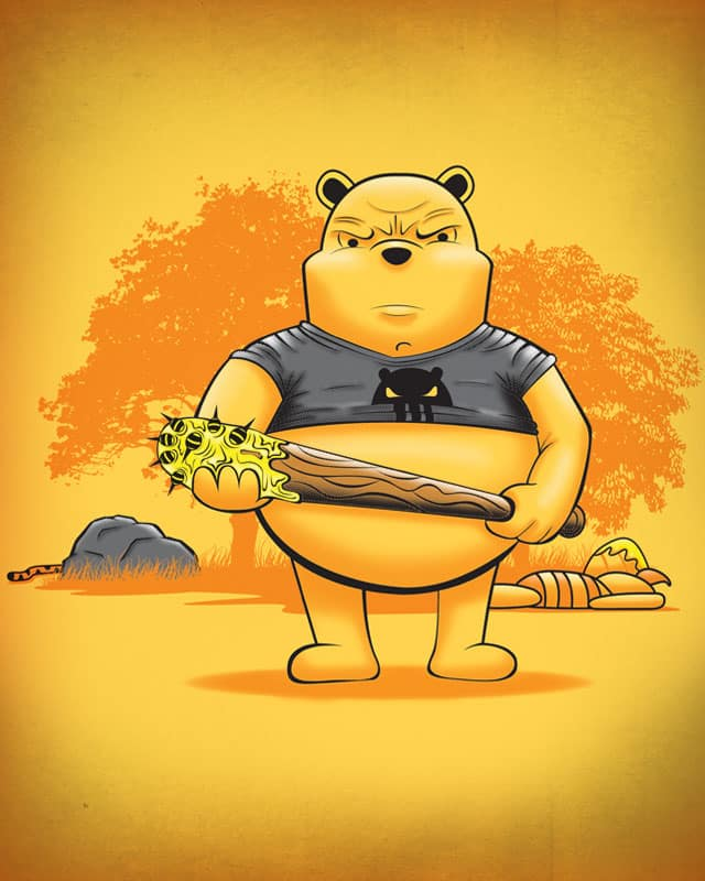 THE POOH-NISHER by oscarospina on Threadless