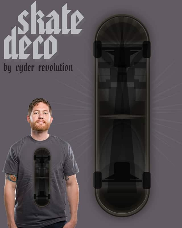 Skate Deco by Ryder on Threadless