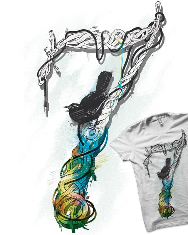 7 by robsonborges on Threadless