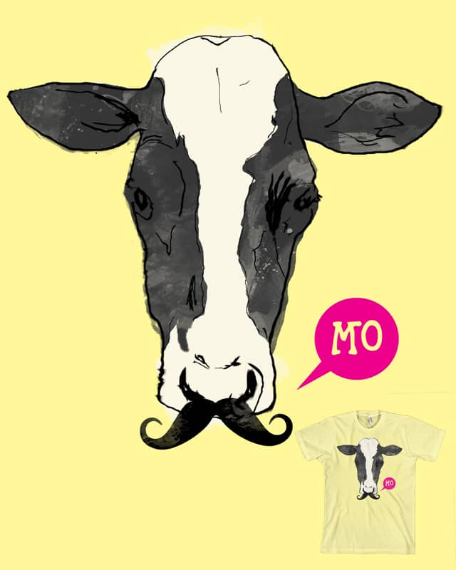 Mo by kooky love on Threadless