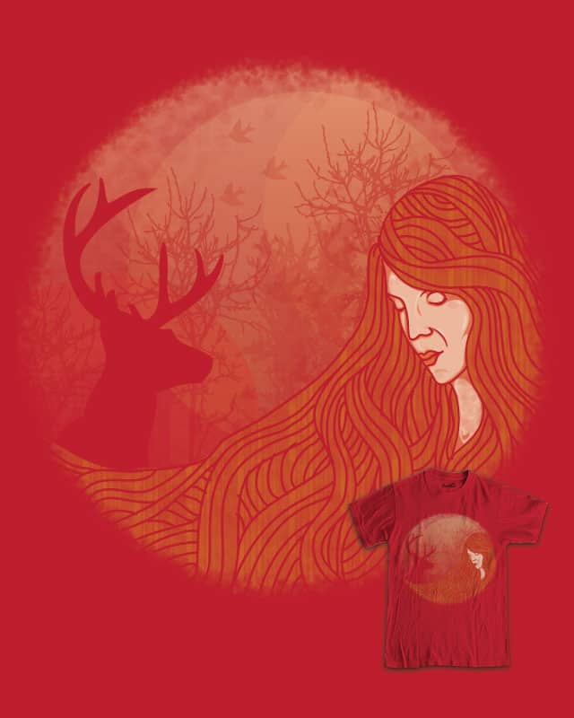 Autumnal by coffeecandle on Threadless