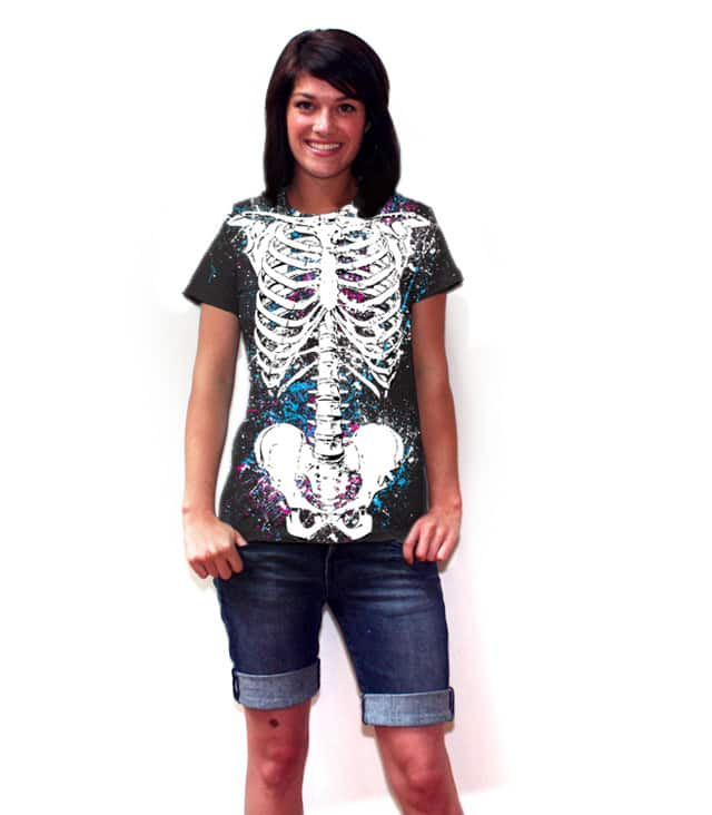 Skelebones by kyr1987 on Threadless