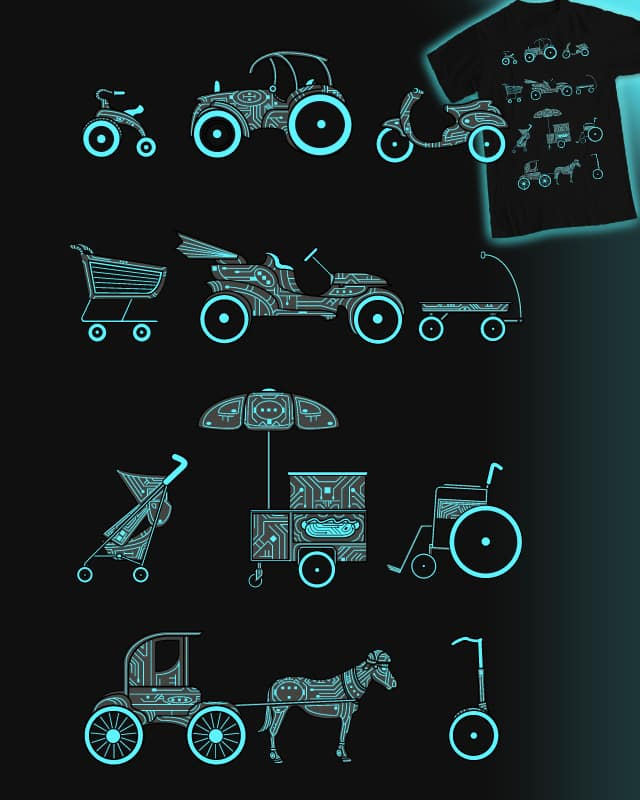Rejected Troncepts by Ste7en on Threadless