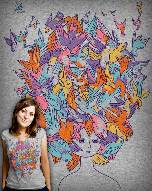 Birdy by sonmi on Threadless