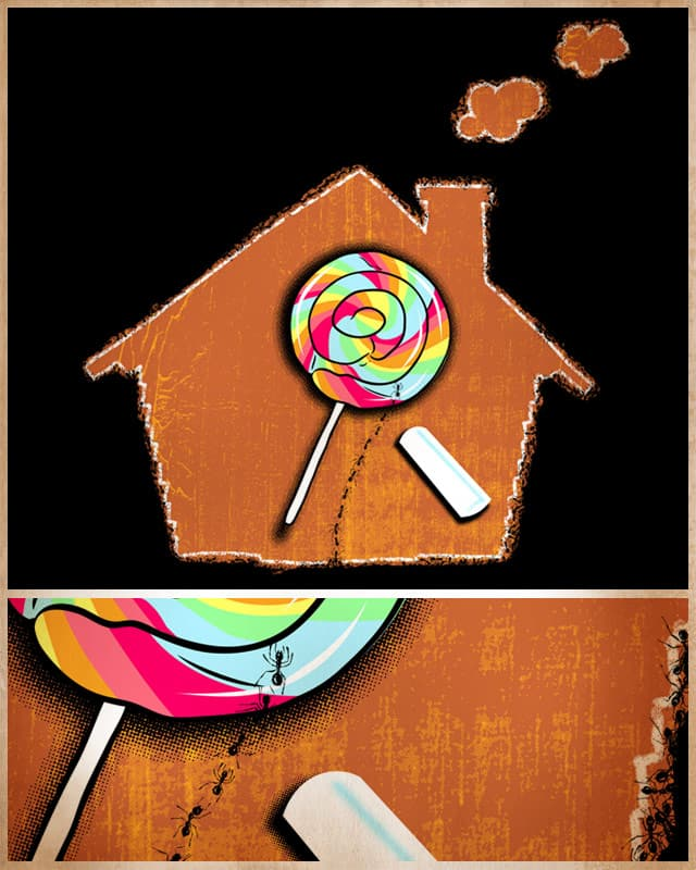 Home Sweet Home by kooky love on Threadless
