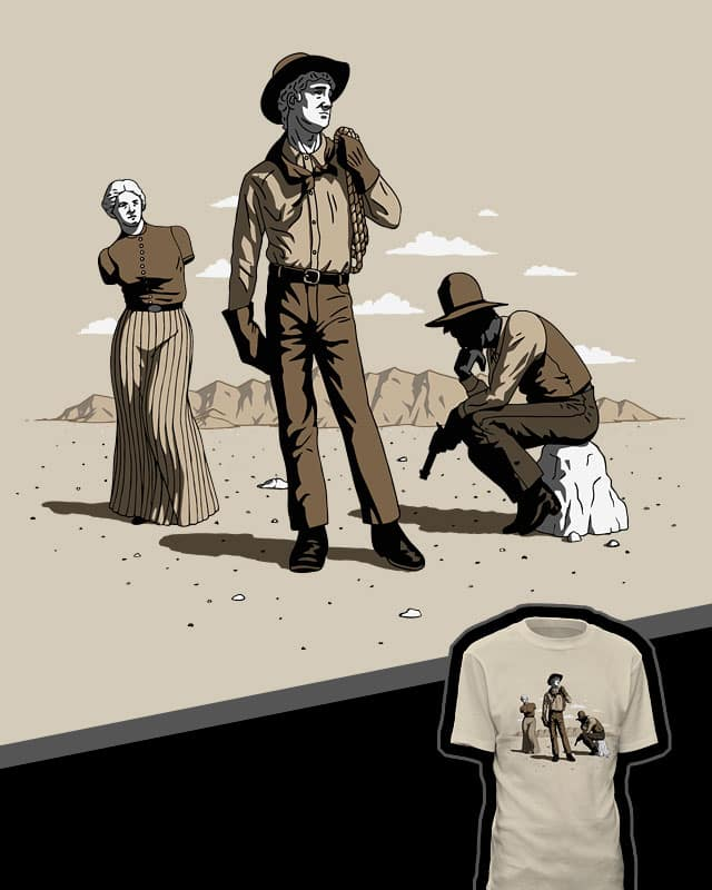 Stone-Cold Western by brainrust on Threadless
