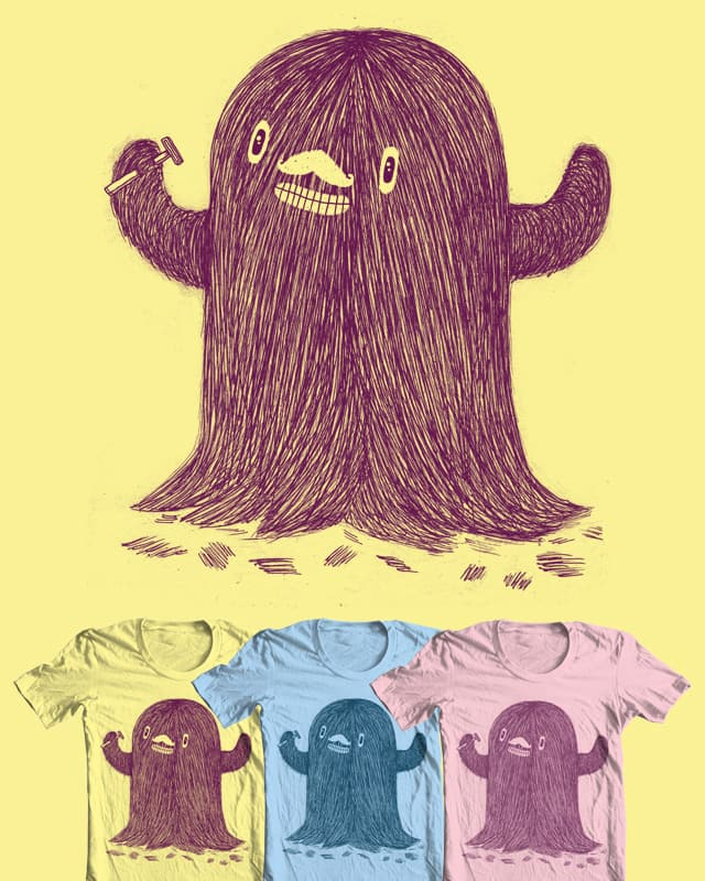 Does this count? by randyotter3000 on Threadless