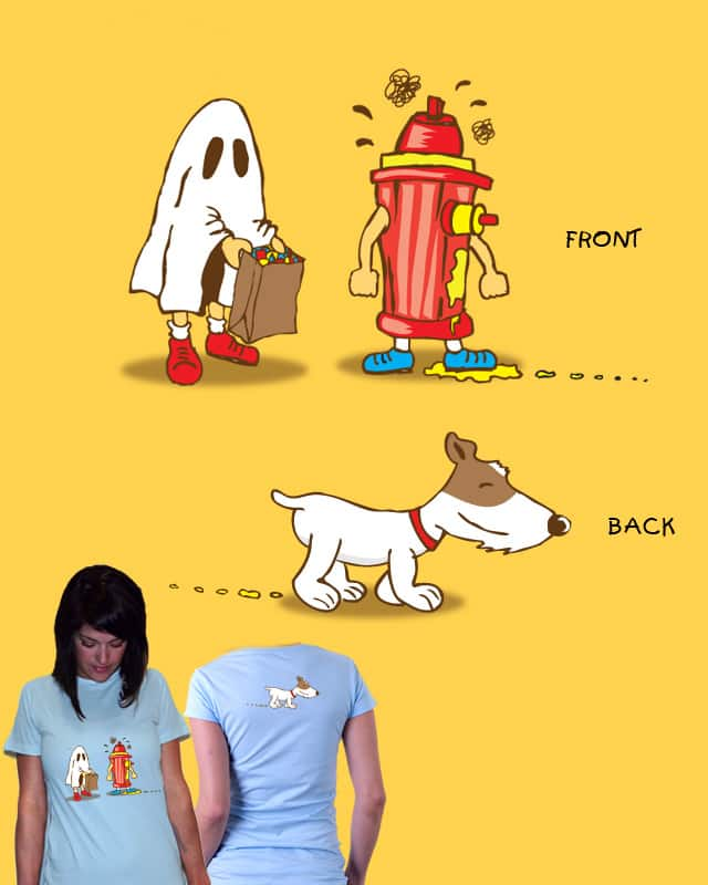 Wrong Costume by Zen Studio on Threadless