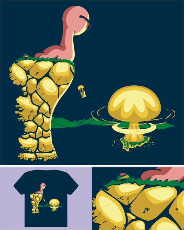 WORMAGEDDON by Guttmann on Threadless