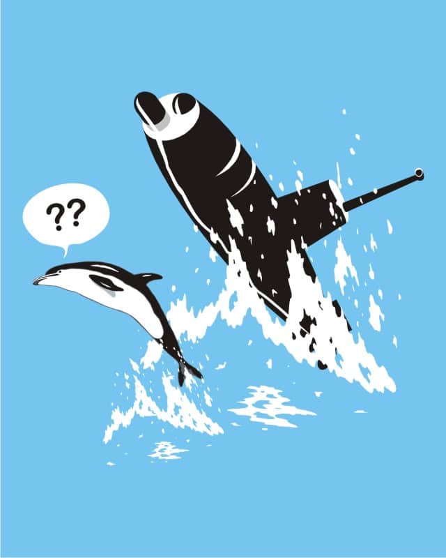mating season has arrived by edgarscratch on Threadless
