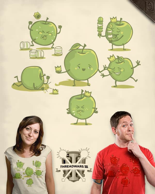 One bad apple spoils the whole bunch by rodrigobhz on Threadless