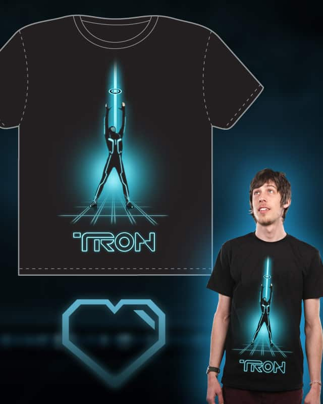 Tron's Legacy by alecmitchell on Threadless