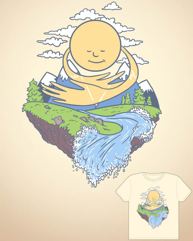 Embrace by cosmonautscott on Threadless