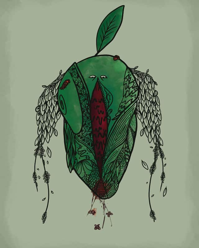 Mr. Pupa by KartuneHustla on Threadless