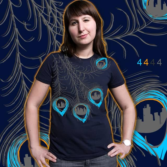 Urban Plume by thespence on Threadless
