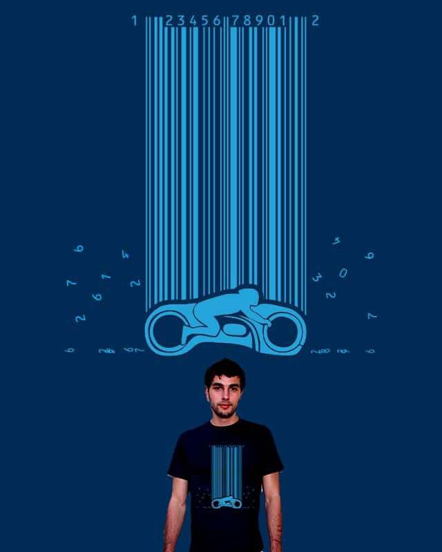 TRON Code by Zen Studio on Threadless