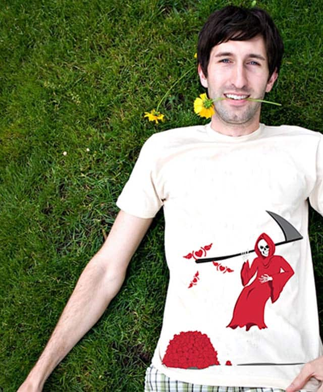 Red Death by Wilfur on Threadless
