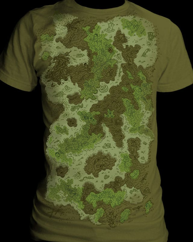 Battleflauge by BurritoGoblin on Threadless