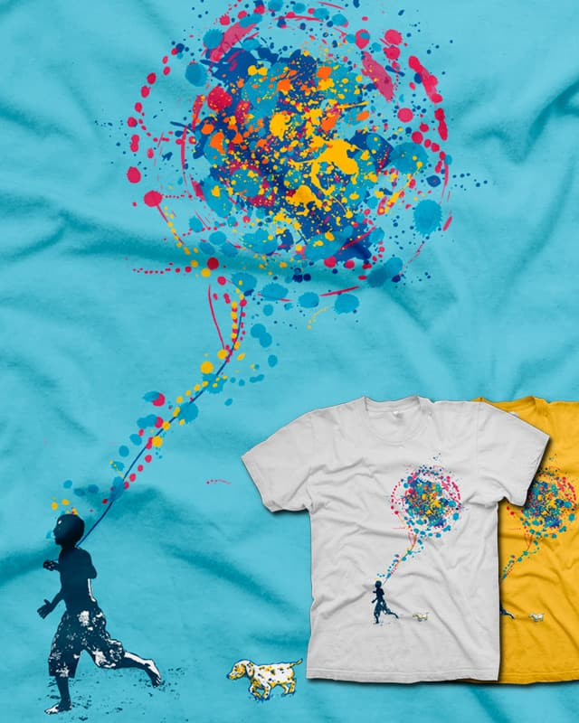 child creation chronicle 2 by kharmazero on Threadless