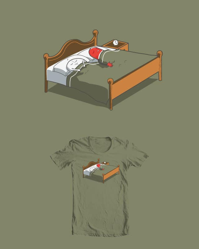 Sleeping Pills by hm087ster on Threadless