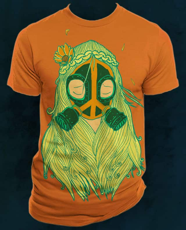 War & Peace by electric_method on Threadless