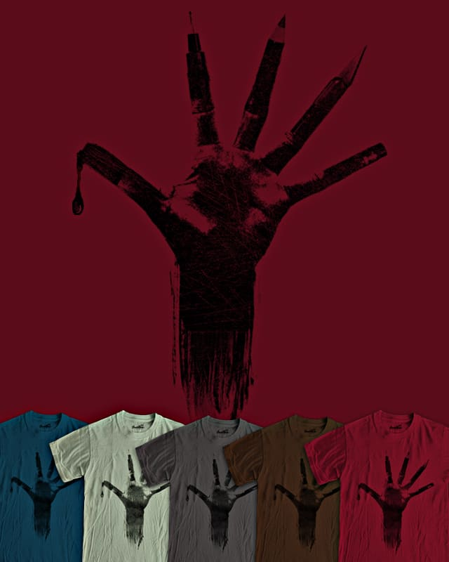 oh the creative horror by jerbing33 on Threadless