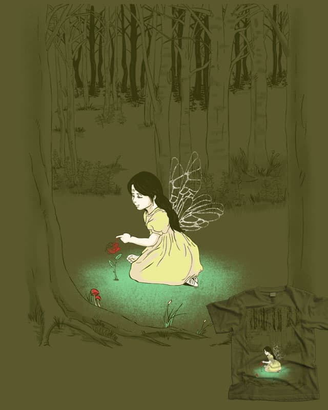A Drop of Life by xiaobaosg on Threadless