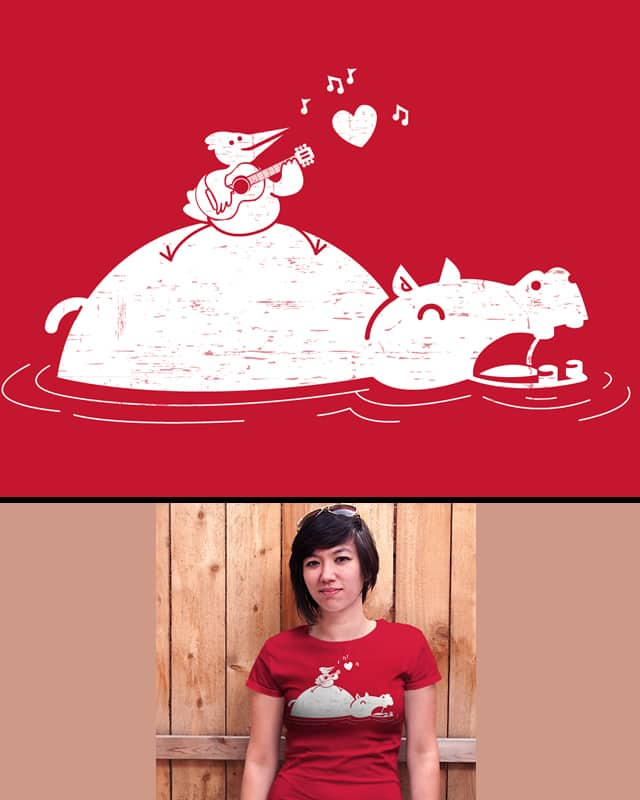 Helping Friends by BasicShift on Threadless