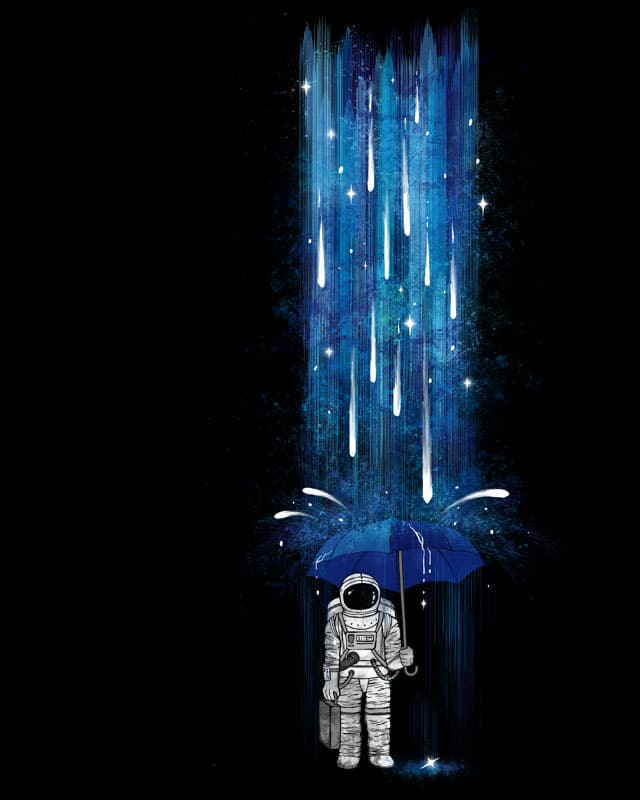 Meteor shower by ignzed on Threadless