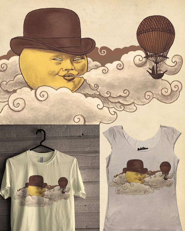 Hello Mr. Sun by igo2cairo on Threadless