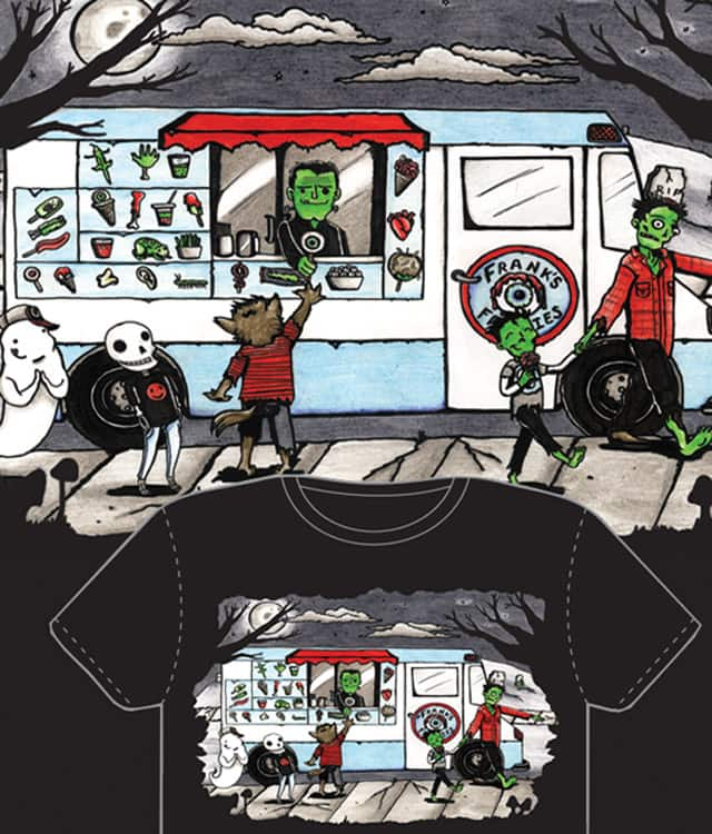 I Scream Truck by Nikki79 on Threadless
