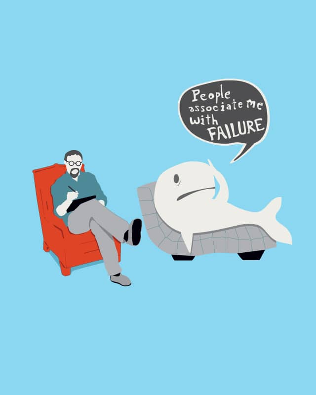 It's Not Your Fault by nathanwpyle at gmail.com on Threadless