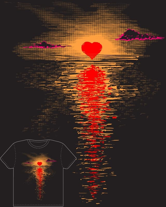 heartrise by no1atwoot on Threadless