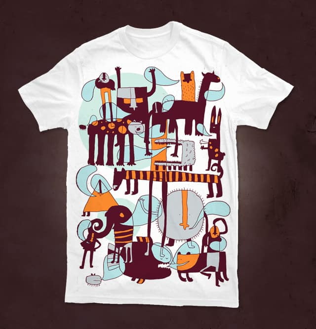 Talk in Bubbles by (matthijs) on Threadless