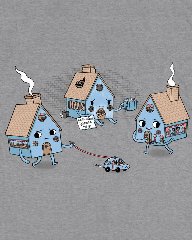 Personless by limetree on Threadless