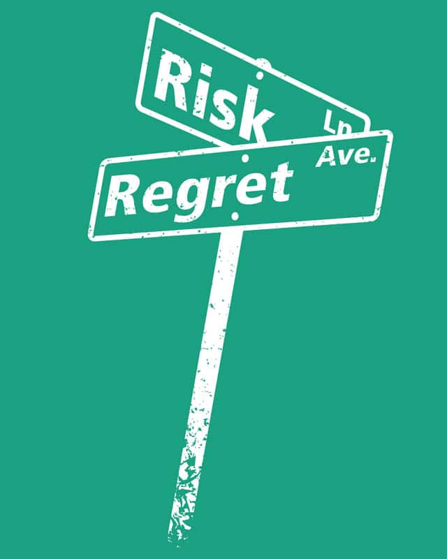 Risk & Regret by Luke... on Threadless
