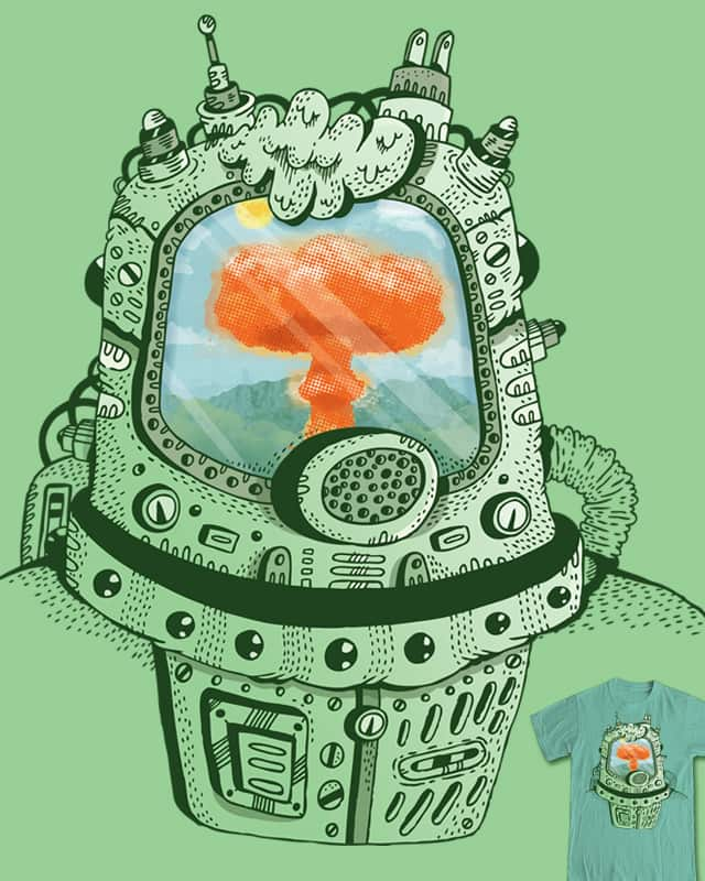 I've seen it all by jean_warhol on Threadless