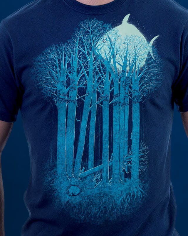 Catching the Moon by Anything Goes on Threadless