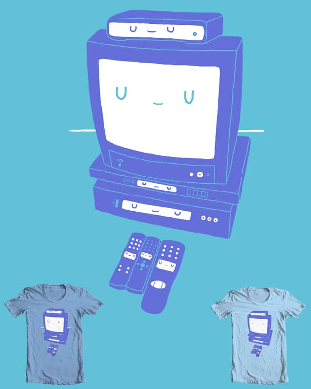 Energy saving by randyotter3000 on Threadless