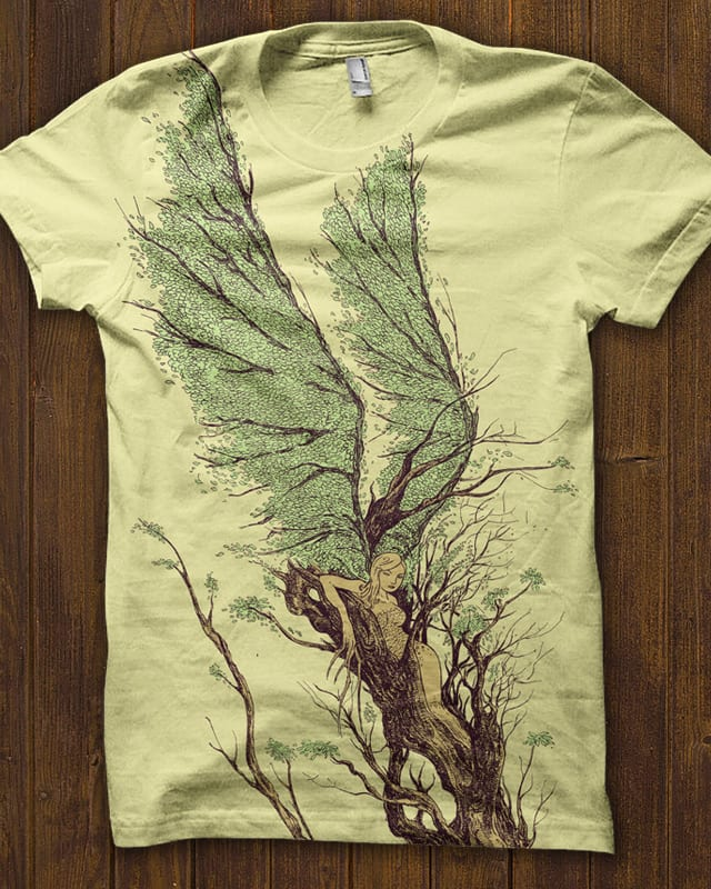 dryad by ISABOA on Threadless