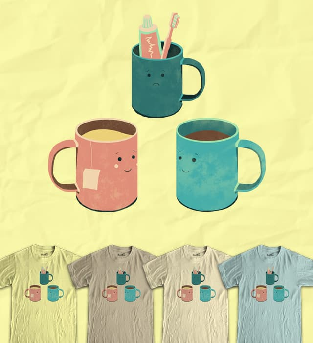 Mugs by TeoZ on Threadless