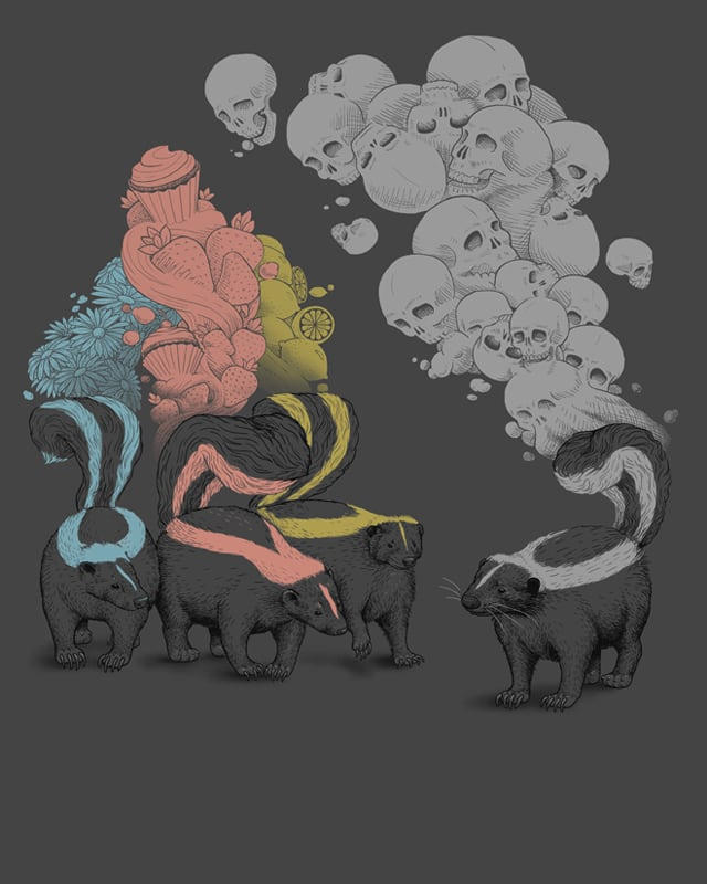 Scent-sational by jillustration on Threadless
